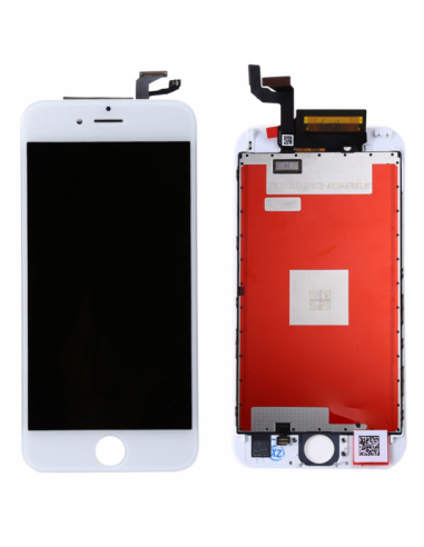 écran phone 6S blanc