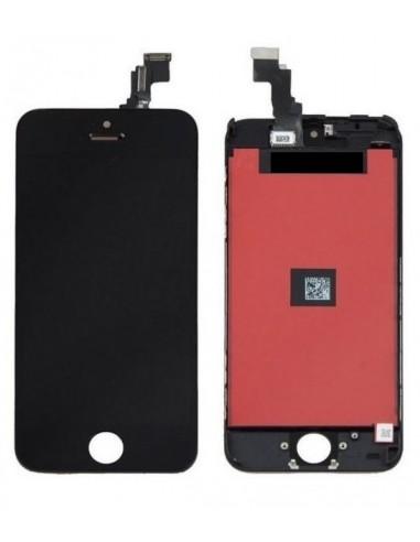 écran iphone 5C noir