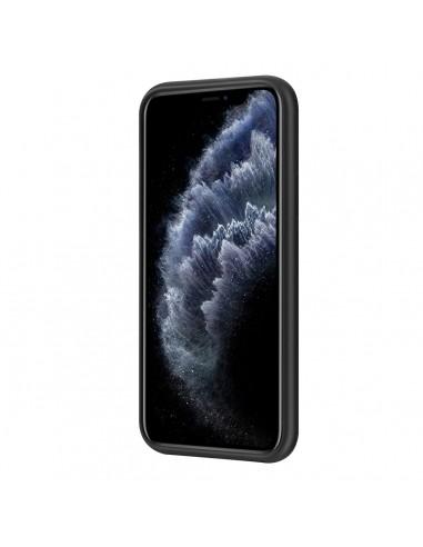 Coque Pavone noire iphone