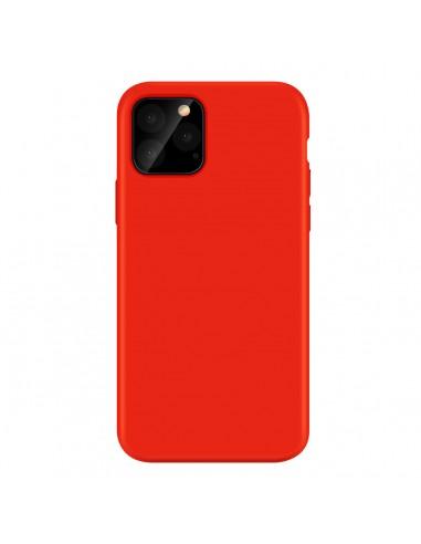 Coque Pavone rouge iphone