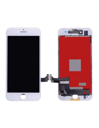 écran iphone 8+ blanc